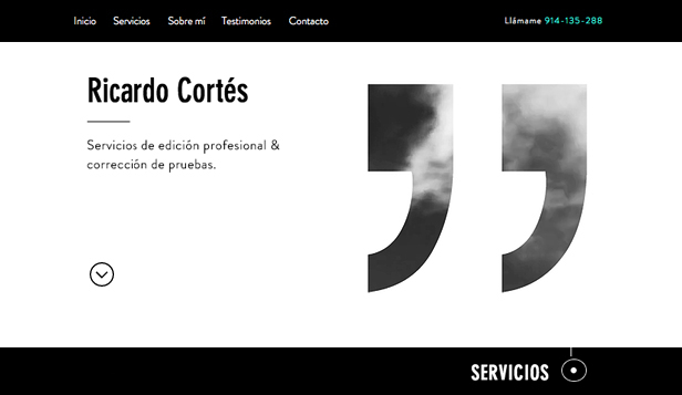 Ver todas las plantillas website templates – Editor