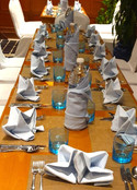 Exclusive Business Dinner