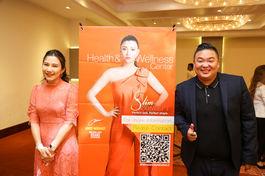 บรรยากาศภายในงาน The Amazing Thailand Health & Wellness Road Show Bahrain 2019