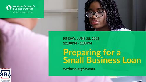 62521- Preparing for a small business lo