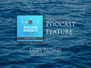 Podcast Feature: It's a Relationship - Not a Transaction | The Builder Nuggets Podcast