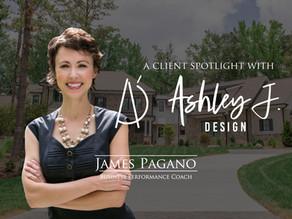 Client Spotlight with Ashley J Design