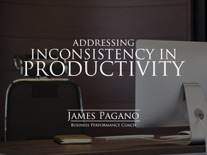 Addressing Inconsistency in Productivity