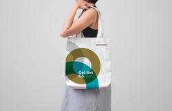 Coremont tote bag