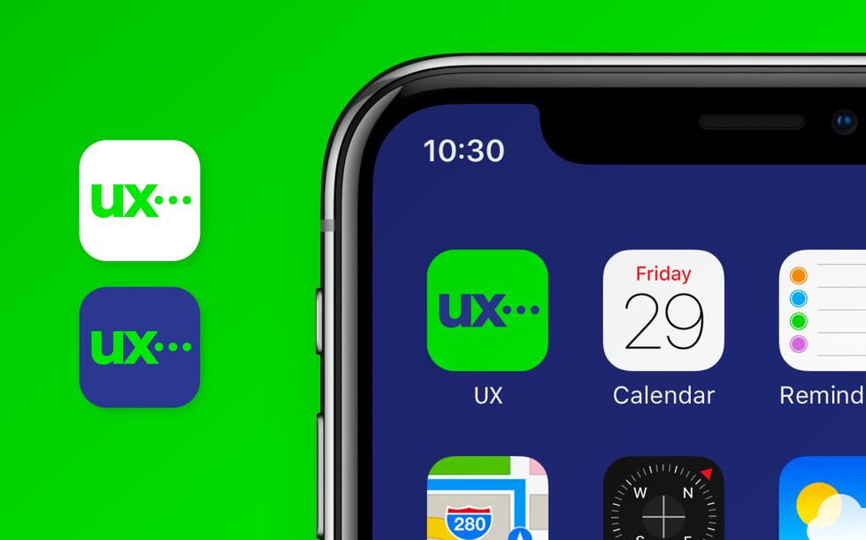 UX app
