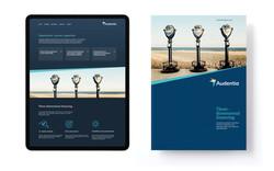 Website and brochure