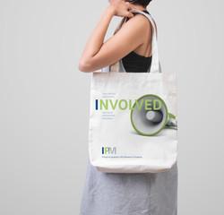 IPM tote bag