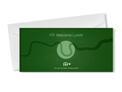 Invitation for Welcome Lunch