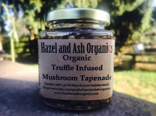 Organic Truffle Infused Mushroom Tapenade 9oz
