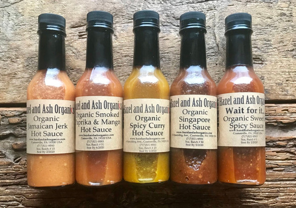 All Hot Sauces Gift set