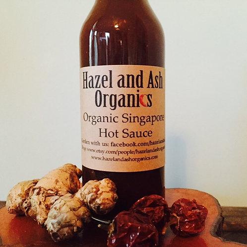 Organic Singapore Hot Sauce 5oz
