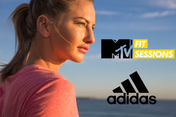 Adidas MTV Fit. Lauren Eagle
