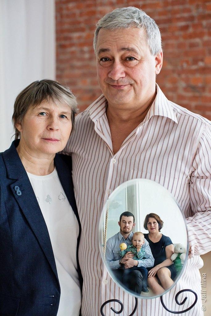 Семья Рындиных