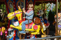 Детские развлечения, парк Победы