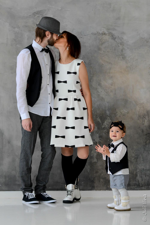 Васёна и ее красивые родители