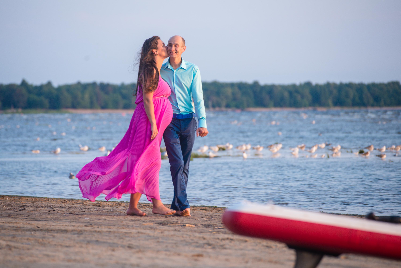 Лиза и Игорь