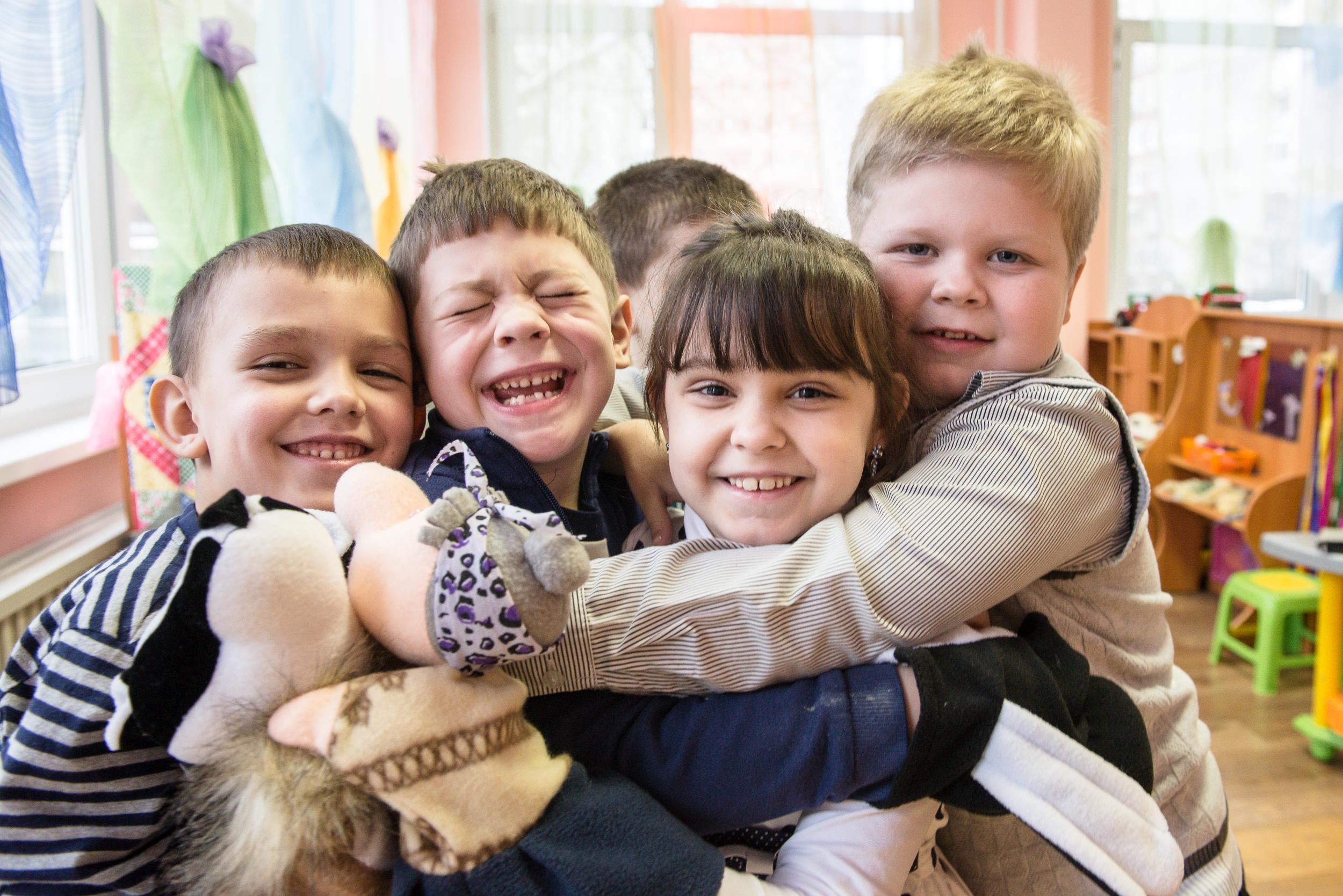 День в детском саду