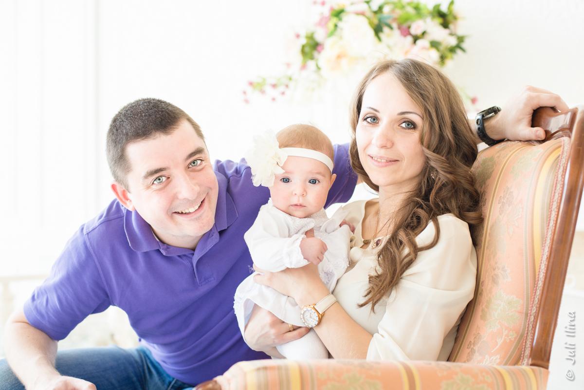 Аня, Кирилл и Ксюша