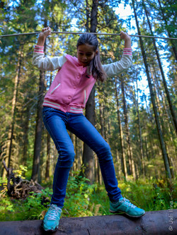 Активный отдых классом на природе