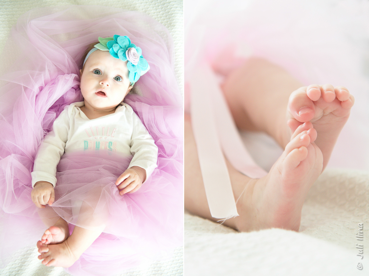 Детская фотосессия, 6 месяцев