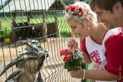 Свадьба в Русском стиле. Шуваловка
