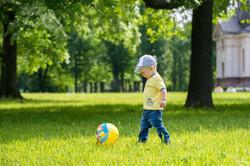 Летняя фотопрогулка в парке