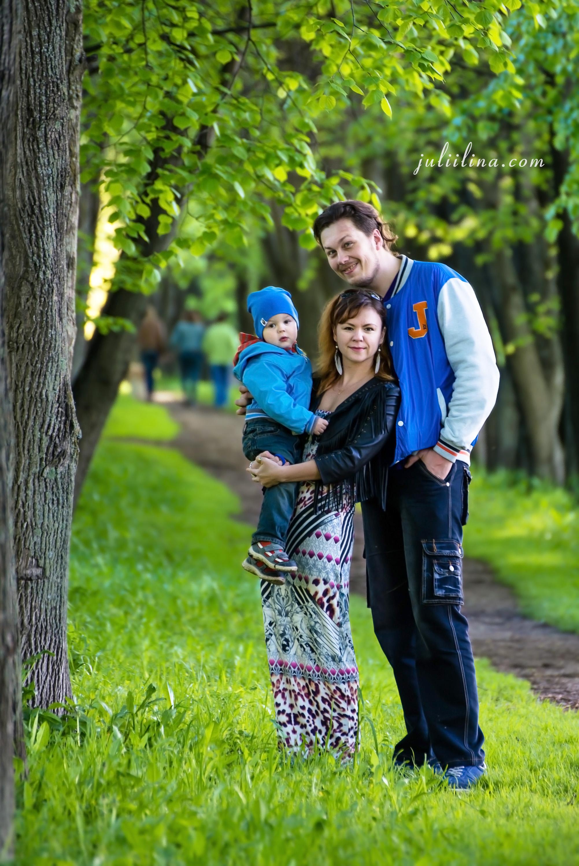 Света, Вася и Никон