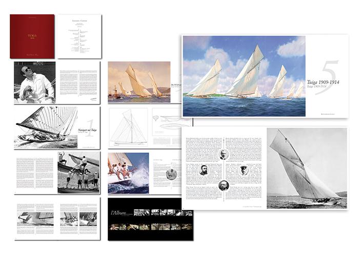 Tuiga, navire de légende