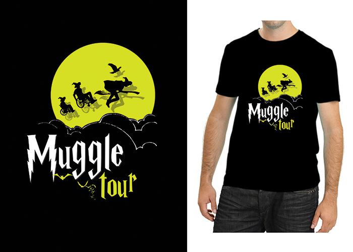 Muggle tour