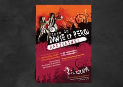 Stage danse & percus