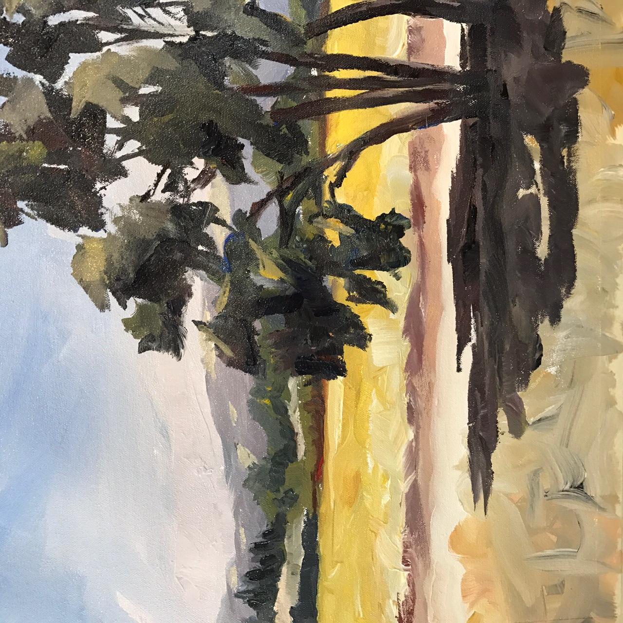 Chalk Hill Artist Residency Oct 2016