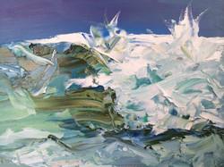 St Ives Porth Meor wave 1