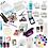 Thumbnail: Nailstudio Starter Kit XXL blanc