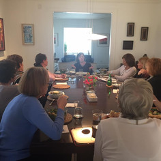 """Brown Bag"" Lunch on Giving Circles"