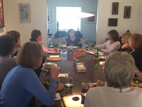 """""""Brown Bag"""" Lunch on Giving Circles"""