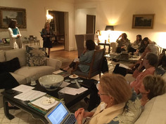 GT Members Select Grantees at Annual Meeting