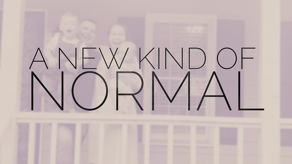 For The Perfecting A New Kind Of Normal