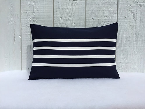Outdoor Striped pillows