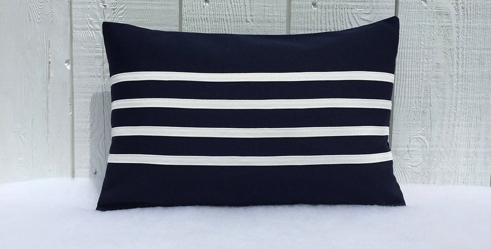 Outdoor Striped pillows