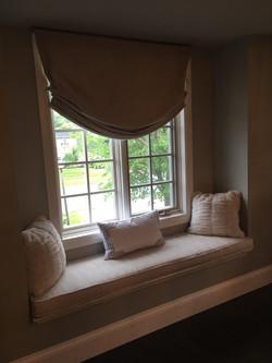 Windows Seat Cushion custom made