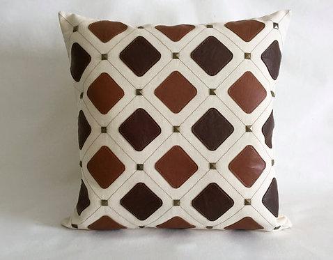 Cognac pillows