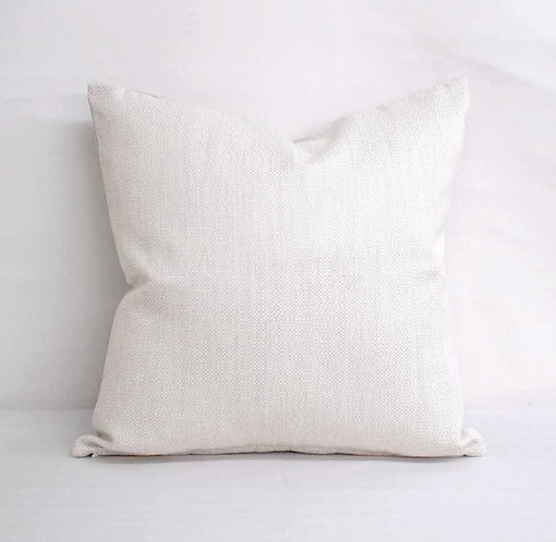 "Sunbrella Linen Canvas pillow cases - 18'' x 18"""