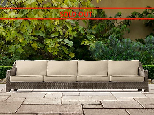Beige outdoor cushions replacement