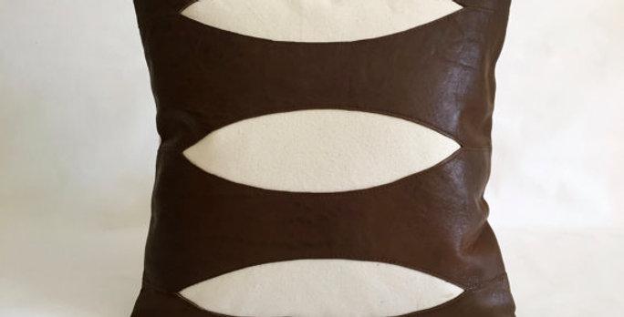 Mid century modern pillows