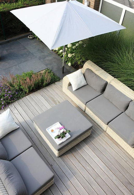 Outdoor Replacement cushions for sectional couch