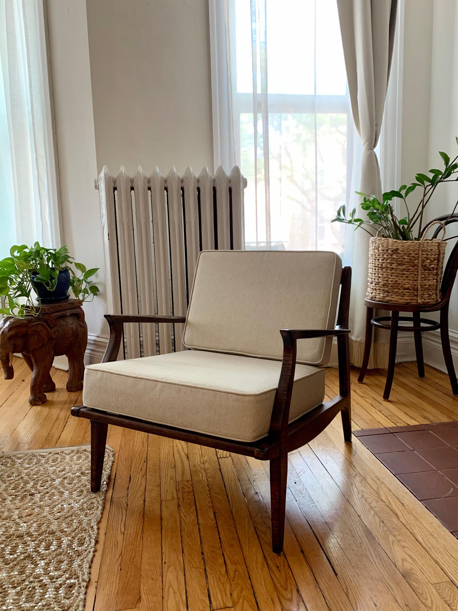 Cushions for danish chair
