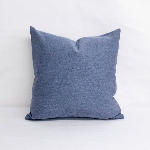 Sunbrella  Heritage Denim - pillow cases