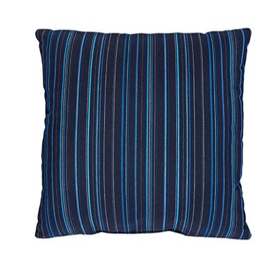 Sunbrella Refine Indigo - pillow cases