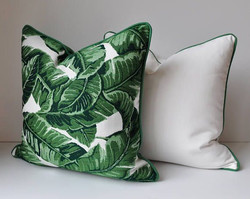 Outdoor decorative pillows