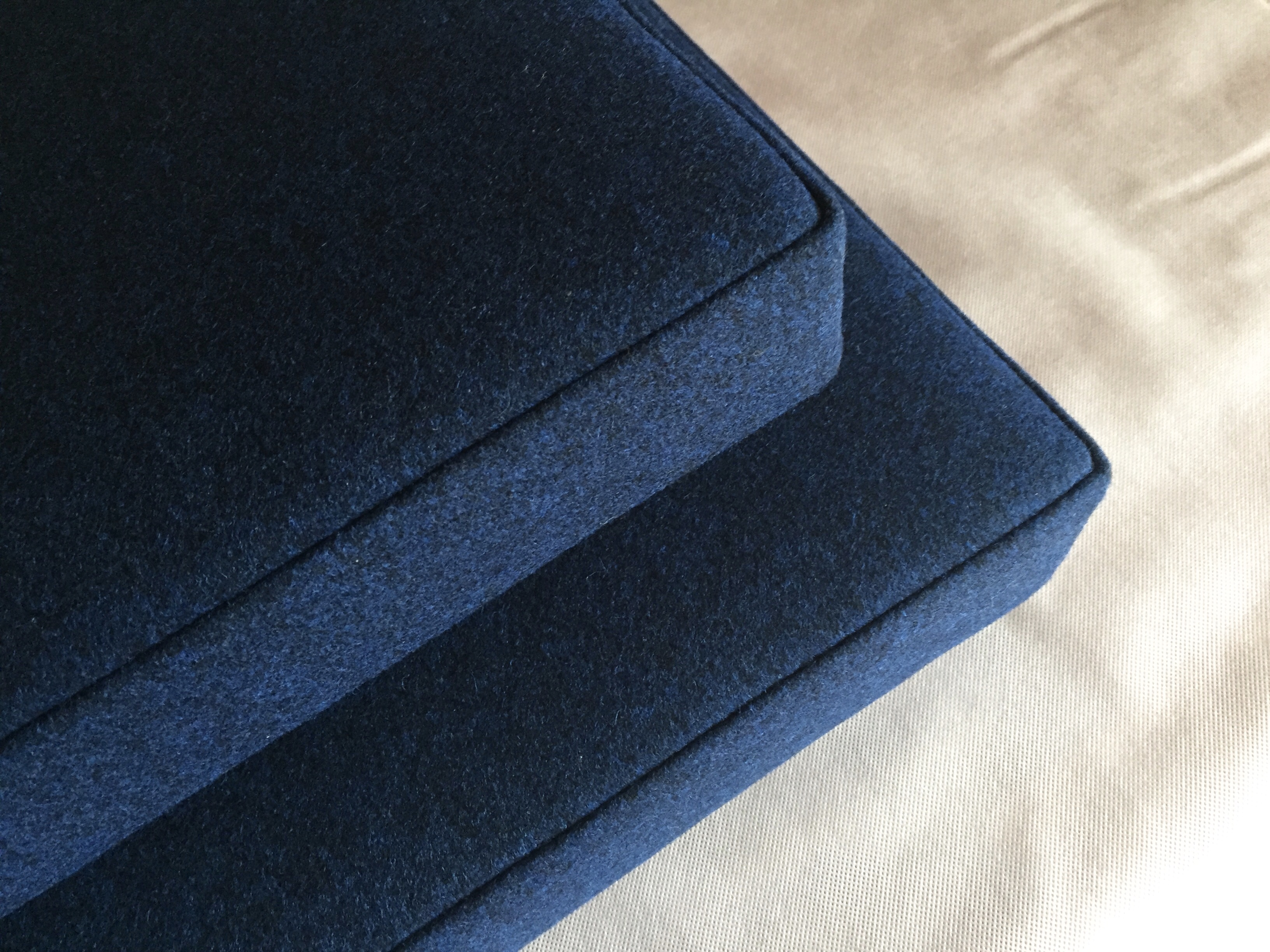 Wool replacement cushions